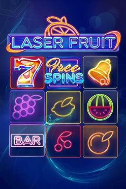 Laser Fruit Free Play in Demo Mode