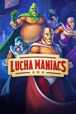 Lucha Maniacs Free Play in Demo Mode