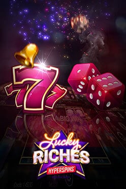 Lucky Riches Hyperspins Free Play in Demo Mode