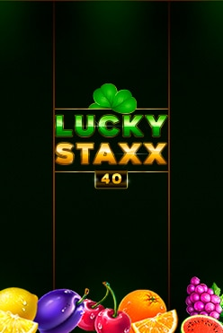 Lucky Staxx 40 lines Free Play in Demo Mode