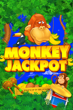 Monkey Jackpot Free Play in Demo Mode
