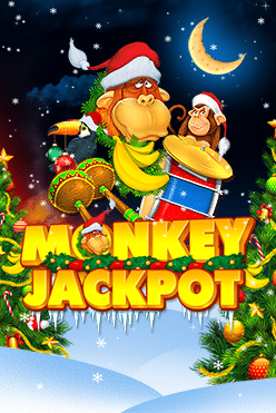 New Year Monkey JackPot Free Play in Demo Mode