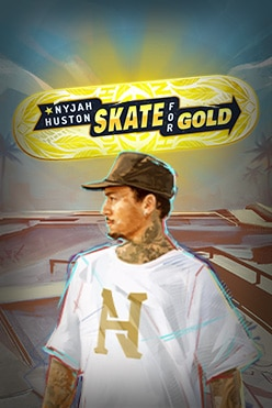 Nyjah Huston – Skate for Gold Free Play in Demo Mode