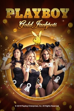Playboy Gold Jackpots Free Play in Demo Mode