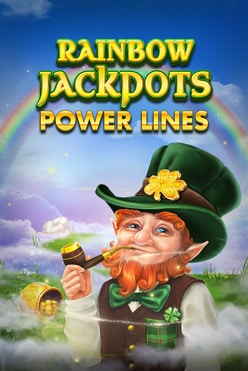 Rainbow Jackpots Power Lines Free Play in Demo Mode