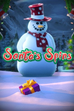 Santa's Spins Free Play in Demo Mode