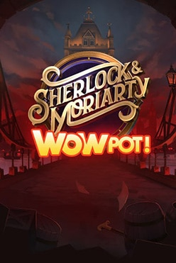 Sherlock and Moriarty WowPot Free Play in Demo Mode