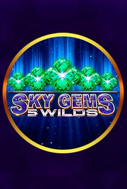 Sky Gems: 5 Wilds Free Play in Demo Mode