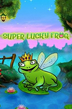 Super Lucky Frog Free Play in Demo Mode