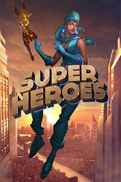 Super Heroes Free Play in Demo Mode