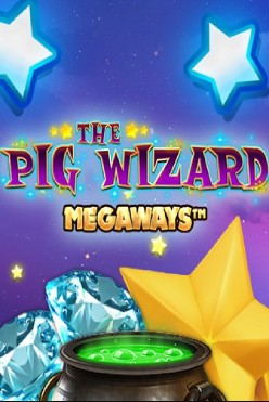 The Pig Wizard Megaways Free Play in Demo Mode