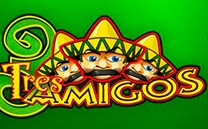 Tres Amigos Free Play in Demo Mode