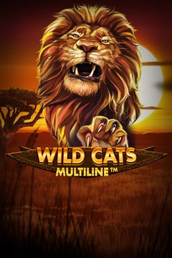 Wild Cats Multiline™ Free Play in Demo Mode