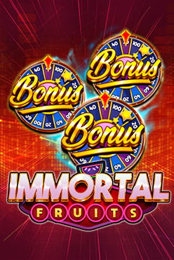 Immortal Fruits Free Play in Demo Mode