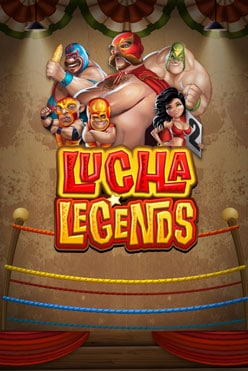 Lucha Legends Free Play in Demo Mode