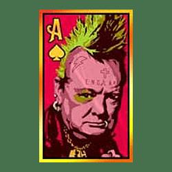 Icon 2 Punk Rocker
