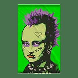 Icon 3 Punk Rocker
