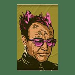 Icon 6 Punk Rocker