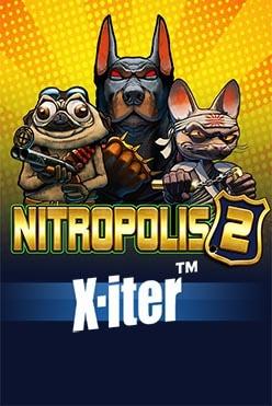 Nitropolis 2 Free Play in Demo Mode