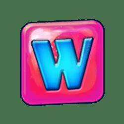 Wild Symbol of Cluster Slide Slot