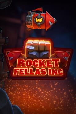 Rocket Fellas Inc Free Play in Demo Mode