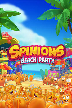 Spinions Beach Party Free Play in Demo Mode