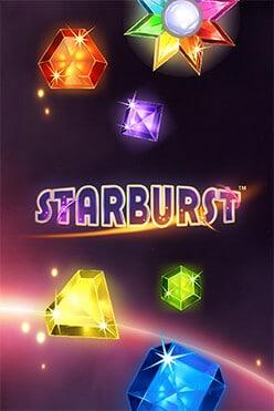 Starburst Free Play in Demo Mode