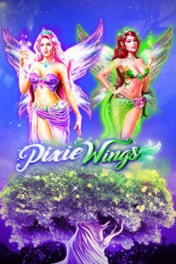 Pixie Wings Free Play in Demo Mode