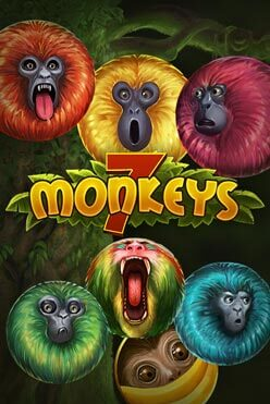7 Monkeys Free Play in Demo Mode