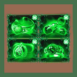 Wild Symbol of Sorcerer's Guild Of Magic Slot