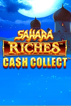 Sahara Riches Cash Collect Free Play in Demo Mode