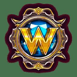 Wild Symbol of Kingdoms Rise Battle Beast Slot
