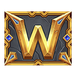 Wild Symbol of Age of the Gods Norse Book of Dwarfs Slot