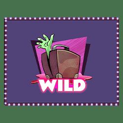 Wild Symbol of Mystery Motel Slot
