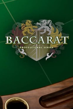 Baccarat Pro Free Play in Demo Mode