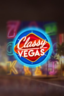 Classy Vegas Free Play in Demo Mode