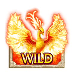 Wild Symbol of Fire N' Fortune Slot