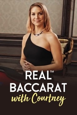 Real Baccarat with Courtney Free Play in Demo Mode