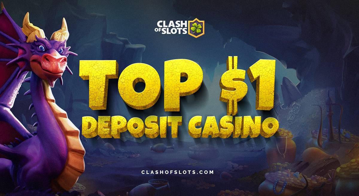 Minimum Deposit Casino 2021 ᐈ Low Deposit Casinos