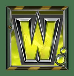 Wild Symbol of Infectious 5 Slot