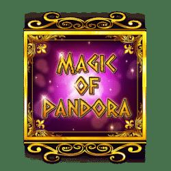 Wild Symbol of Magic Of Pandora Slot