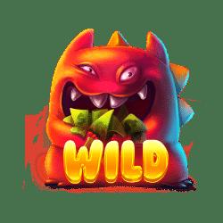 Wild Symbol of Monster Thieves Slot