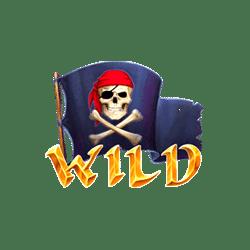 Wild Symbol of Pirate Cave Slot