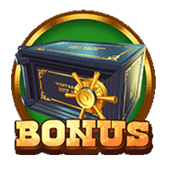 Scatter of Sticky Bandits 3 Most Wanted Slot