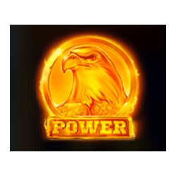 Icon 1 Eagle Power: Hold and Win