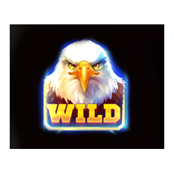 Wild Symbol of Eagle Power: Hold and Win Slot