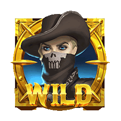 Wild Symbol of Sticky Bandits 3 Most Wanted Slot