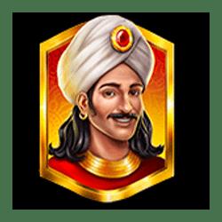 Wild Symbol of Akbar & Birbal Slot