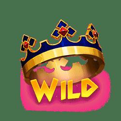 Wild Symbol of Twin Fruits of Olympus Slot