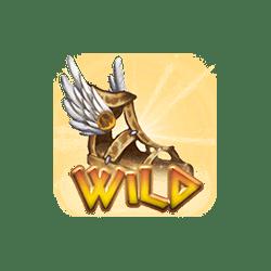 Wild Symbol of Rage of Zeus Slot